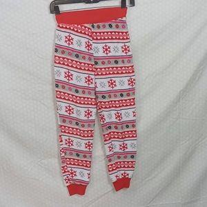 Girls size large (10-12) sleepwear pants